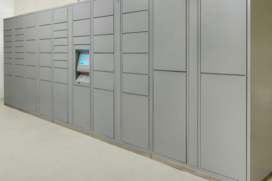 Parcel Hive Automated Terminal