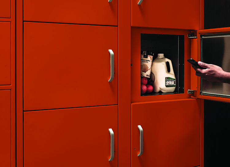 ParcelHive Lockers